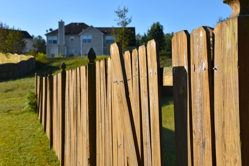fence repair forth worth